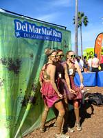 Pics of Photo Tower at Del Mar Mud Run