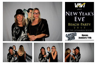 VAVI NYE Beach Party 2013